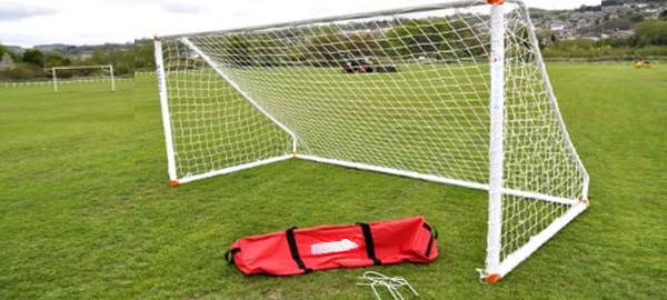 Porterías de PVC para fútbol